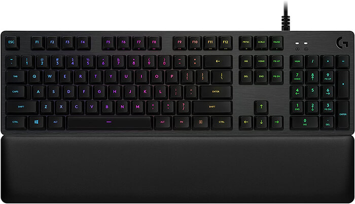 Logitech G513 RGB Review - Best Gaming Keyboard for CS GO