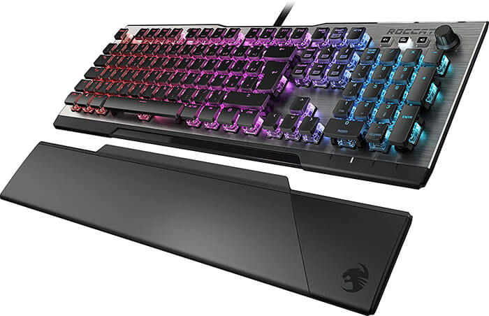 Roccat Vulcan 120 AIMO Review - Best CS GO Gaming Keyboard!