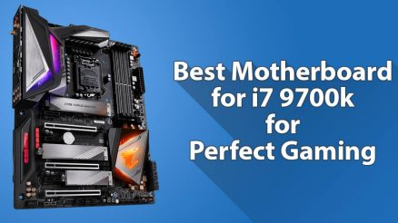 Best Motherboard for i7 9700k for Gaming and Normal Use!