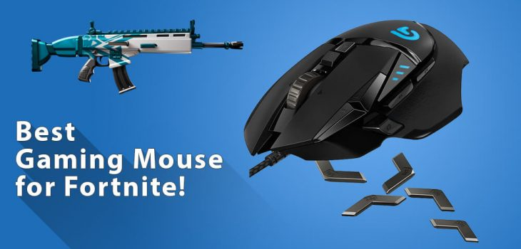 Best Mouse for Fortnite for Victory Royale!