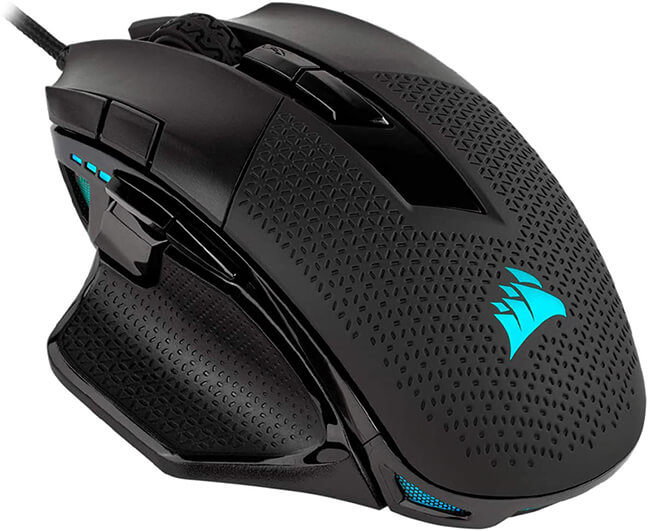Corsair NightSword RGB Review - Best Mouse for Fortnite!