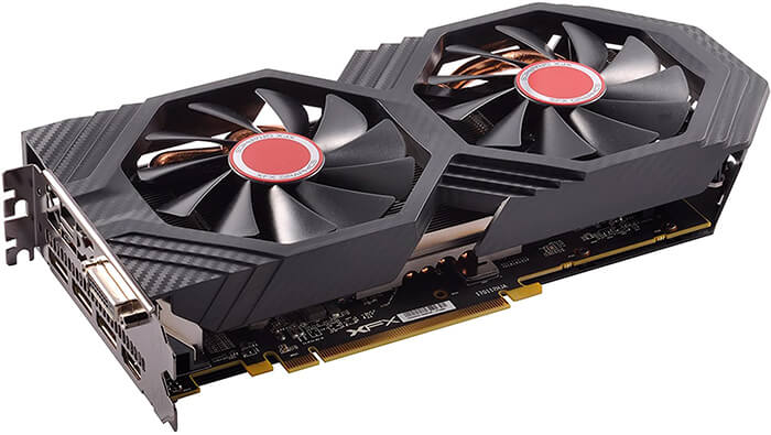 XFX Radeon RX 580 GTS Review