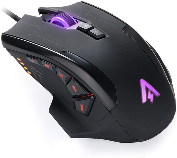 Anker High Precision Gaming Mouse Review - Cheapest FPS Gaming Mouse!