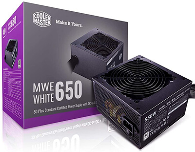 Cooler Master MWE 650 Review