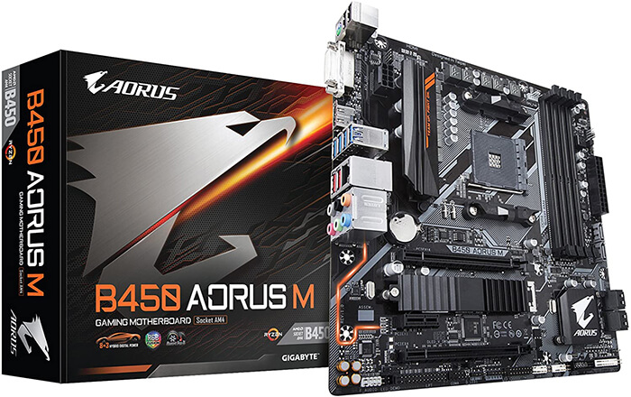 Gigabyte B450 Aorus M Review - Best Ryzen 3 2200g Motherboard!