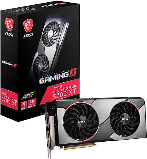 MSI Gaming Radeon RX 5700 XT Review