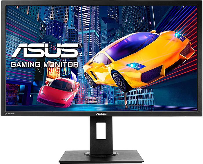Asus VP28UQGL Review - One of the Best Gaming Monitor for WoW!