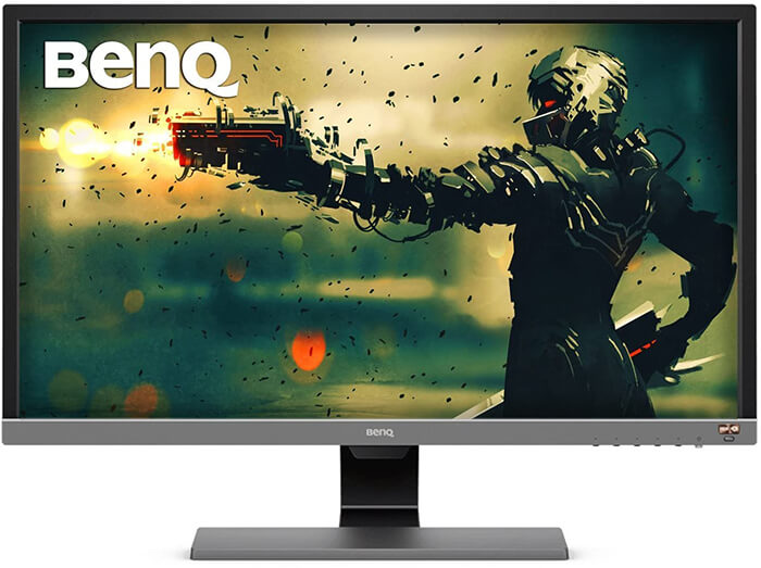 BenQ EL2870U Review - Best Fortnite Gaming Monitor!
