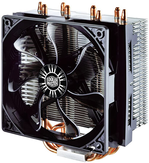 Cooler Master Hyper T4 Review - Best Budget Air Cooler for i7-9700k!