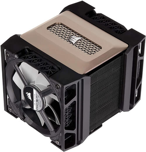 Corsair A500 CPU Cooler Review