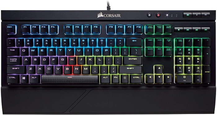 Corsair K68 Mechanical Keyboard Review
