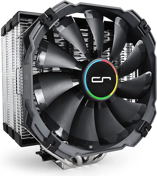 Cryorig H5 Ultimate Air Cooler Review