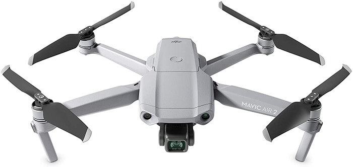 DJI Mavic Air 2 Review - Best Racing Drone on the Market!