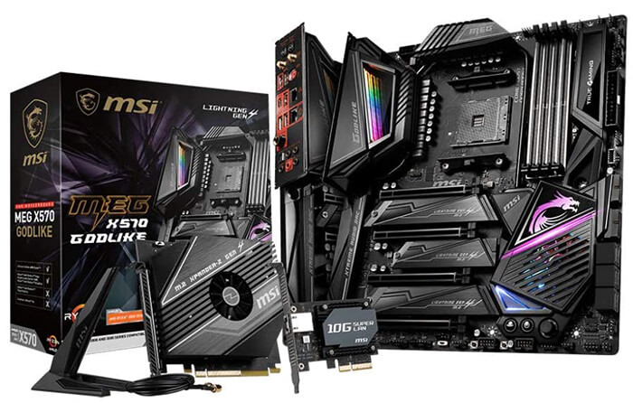 MSI MEG X570 Review - Best Ryzen 7 3700x Motherboard!