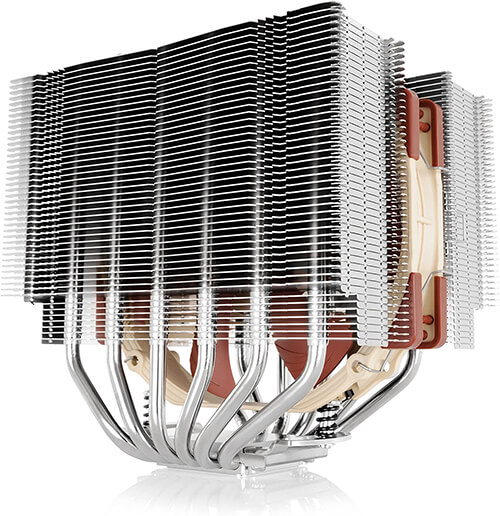 Noctua NH-D15S Premium Review - Best CPU Cooler for i7-8700k!