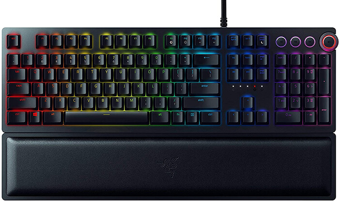 Razer Huntsman Elite Review - Best Keyboard for Apex Legends!