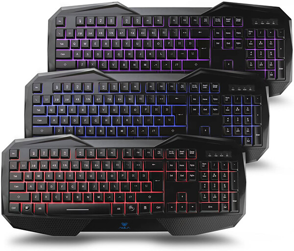 AULA SI-859 Backlit Gaming Keyboard Review