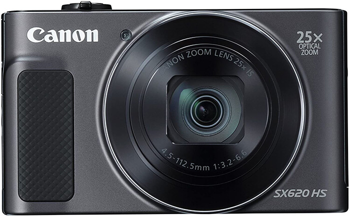 Canon Powershot SX620 Review - One of the Best-Rated Vlogging Cameras under $400!