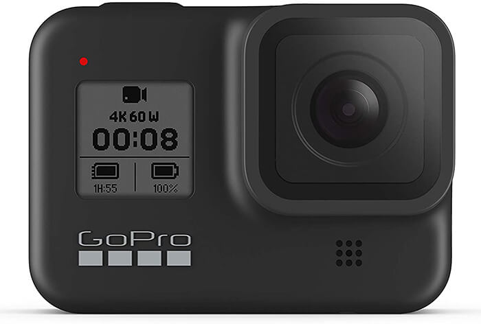 GoPro Hero 8 Review - Best Vogging Camera for YouTube under 400 Bucks!