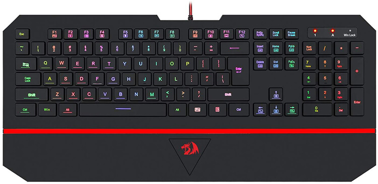 Redragon K502 RGB Review - One of the Best Gaming Keyboards under $30!