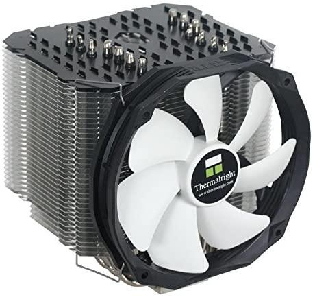 Thermalright Le Grand Macho RT CPU Cooler Review - Best Air Cooler for i9 9900k for Heat Dissipation!