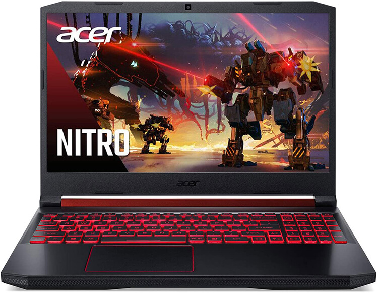 Acer Nitro 5 Review - Best Gaming Laptop for PUBG