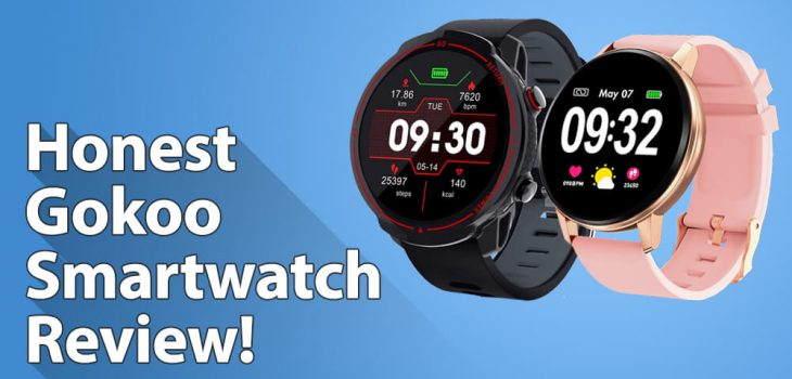 An Honest Gokoo Smartwatch Review
