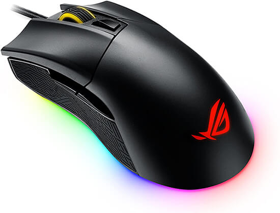 Asus ROG Gladius II Review - Best Mouse for Valorant!