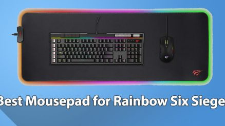 Best Mousepad for Rainbow Six Siege for Better Gaming Experience!