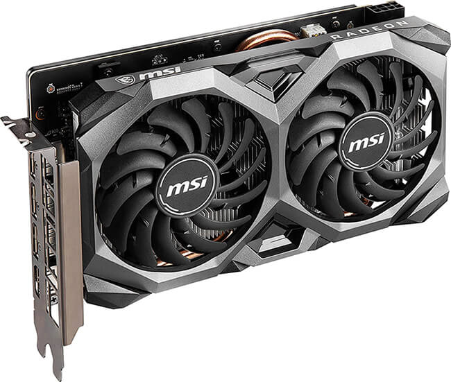 MSI Radeon RX 5500 XT Review - Best Graphics Card for Valorant