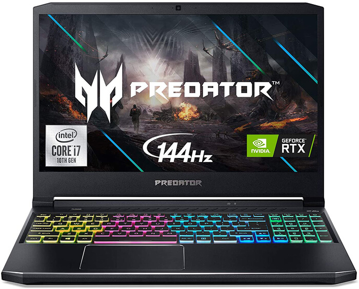 Acer Predator Helios 300 Review - Best Laptop for World of Warcraft!