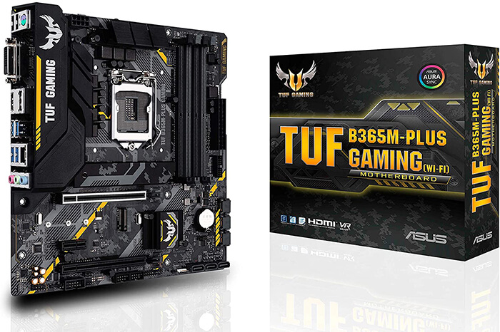 Asus TUF B365M Plus Review - Best Motherboard for i3 9100F!