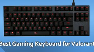 Best Keyboard for Valorant for better Gaming Experience!
