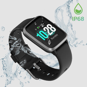 Letsfit Smart Watch Water Resistance!