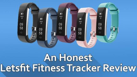Honest Letsfit Fitness Tracker Review